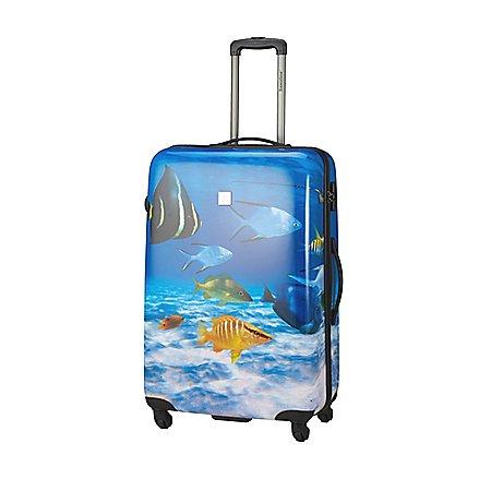 Saxoline Ivory Fish Tank 4-Rollen-Trolley 67 cm