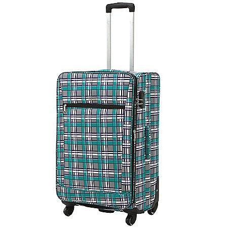 Koffer-direkt.de Lebags 4-Rollen Trolley 65 cm