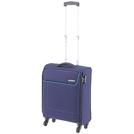 American Tourister Funshine 4-Rollen-Bordtrolley 55 cm