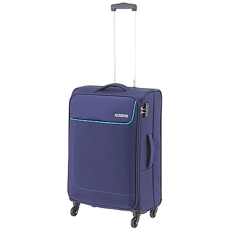 American Tourister Funshine 4-Rollen-Trolley 66 cm