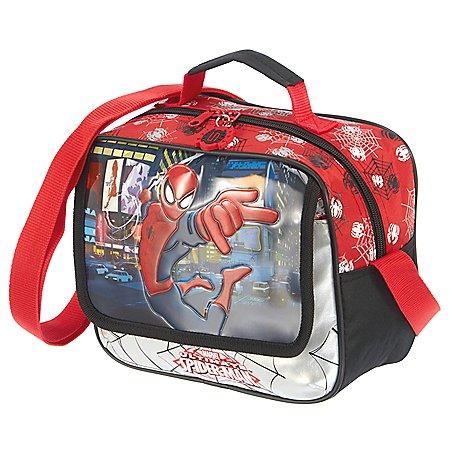 Marvel Spiderman Beauty Case mit Schulterriemen 23 cm