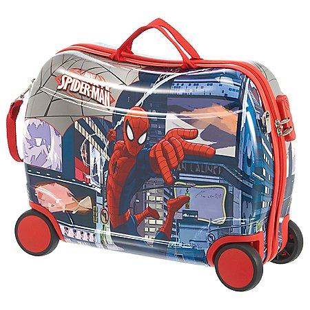 Marvel Spiderman 4-Rollen-Kindertrolley 50 cm
