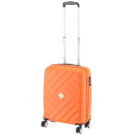 American Tourister Crystal Glow 4-Rollen-Bordtrolley 55 cm