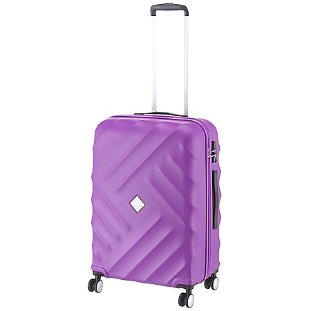 American Tourister Crystal Glow 4-Rollen-Trolley 66 cm