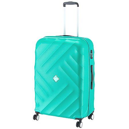 American Tourister Crystal Glow 4-Rollen-Trolleys 76 cm