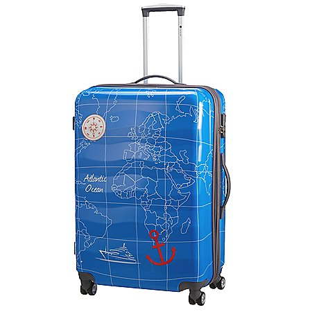 Check In Madeira 4-Rollen-Trolley 77 cm