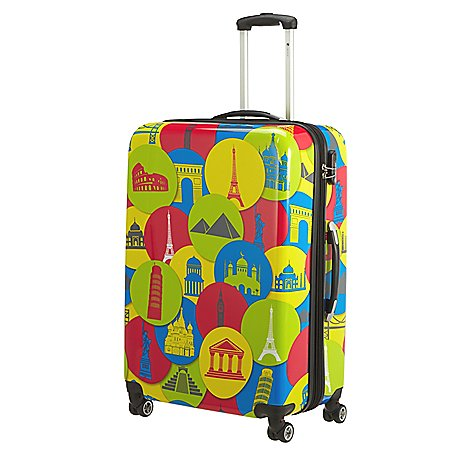 Check In Highlight 4-Rollen-Trolley 68 cm