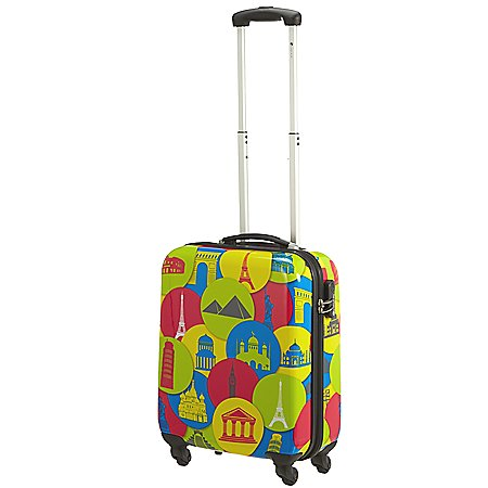 Check In Highlight 4-Rollen-Kabinentrolley 55 cm