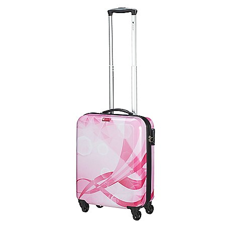 Check In Atlantis 4-Rollen-Bordtrolley 55 cm