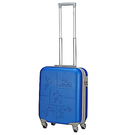 Check In Sports 4-Rollen-Kabinentrolley 55 cm