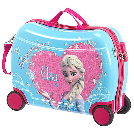 Disney Eiskönigin 4-Rollen-Kindertrolley 50 cm