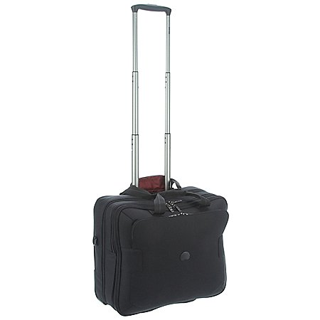 Delsey Tuileries Business Trolley-Bordcase 3-F�cher mit Laptopfach 46 cm