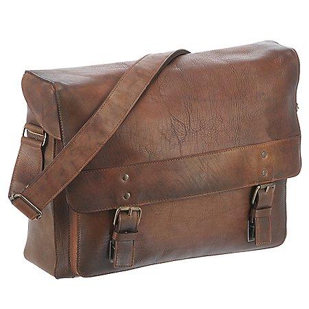 Jost Ranger Messenger Bag mit Laptopfach 41 cm