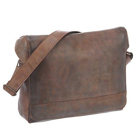 Jost Ranger Messenger Bag mit Laptopfach 36 cm