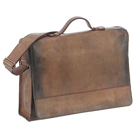 Jost Ranger Aktenmappe mit Laptopfach 42 cm