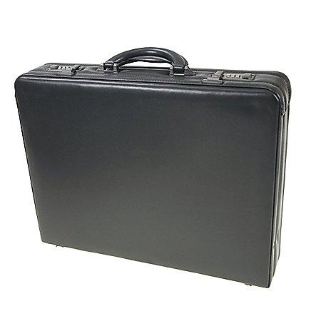 d&n Business Line Aktenkoffer aus Leder 46 cm