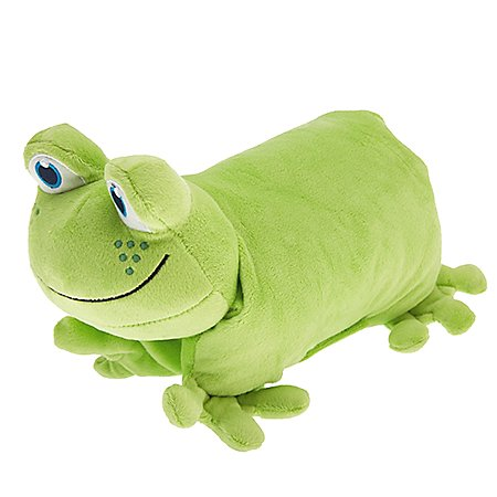 Design Go Kids faltbares Froschkissen