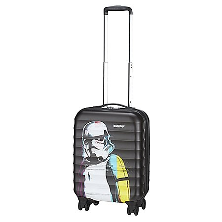 American Tourister Palm Valley Disney Star Wars 4-Rollen-Bordtrolley 55 cm
