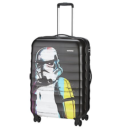 American Tourister Palm Valley Disney Star Wars 4-Rollen-Trolley 67 cm