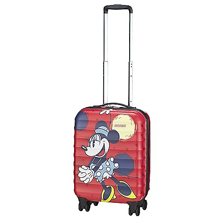 American Tourister Palm Valley Disney 4-Rollen-Bordtrolley 55 cm