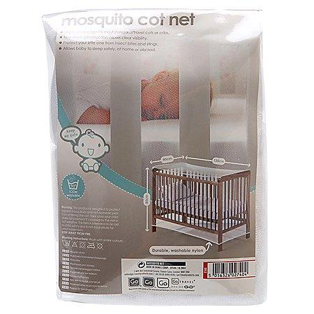 Design Go Reisezubehör Mosquito Netz für Kinderbettchen