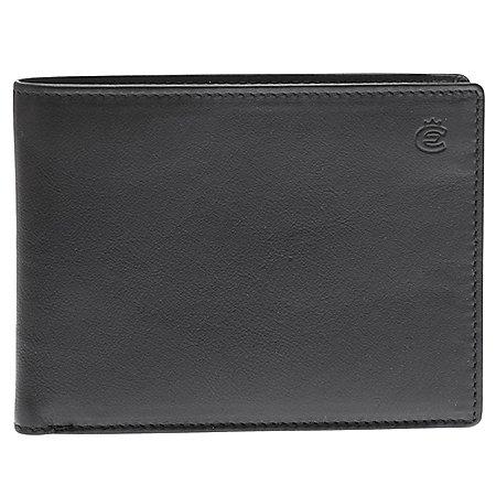 Esquire Eco Scheintasche mit Ausweisfach 12 cm