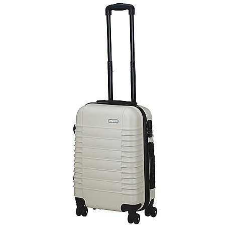 Pack Easy Clipper Madrid 4-Rollen-Trolley 57 cm