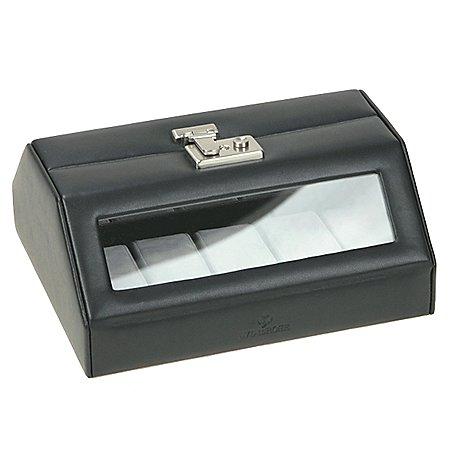 Windrose Nappa Uhrenkoffer aus Leder