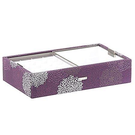 Windrose Charming Charmbox mit Plexiglaseinsatz 35 cm
