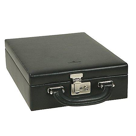 Windrose Ambiance Safekoffer für Uhren aus Leder