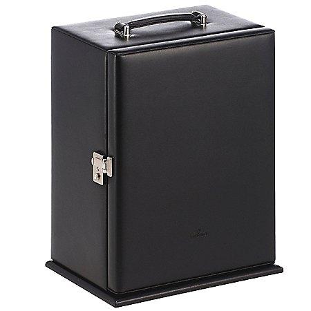 Windrose Ambiance Schmuckkoffer/Uhrenkoffer 8 Etagen mit Etui 39 cm