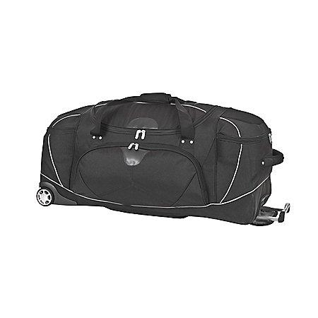 Dermata Reise Rollenreisetasche mit Rucksackfunktion 96 cm