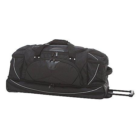 Dermata Reise Reisetasche auf Rollen mit Rucksackfunktion 82 cm
