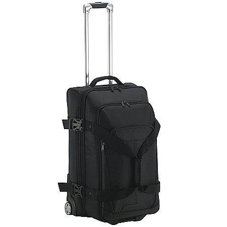 Dermata Reise Doppeldecker Reisetasche auf Rollen 66 cm