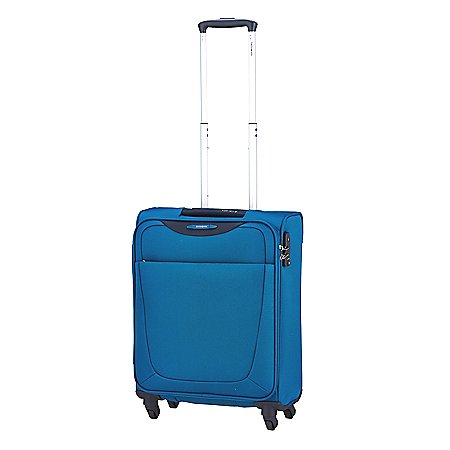 Samsonite Base Hits 4-Rollen-Kabinentrolley 55 cm