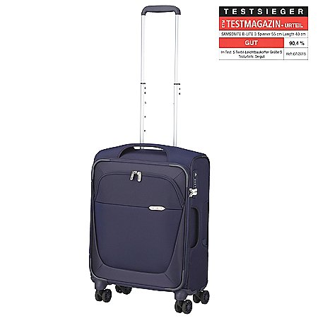 Samsonite B-Lite 3 4-Rollen-Bordtrolley 55 cm