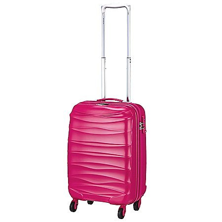 March 15 Trading Lite-Wave 4-Rollen-Handgepäcktrolley 55 cm