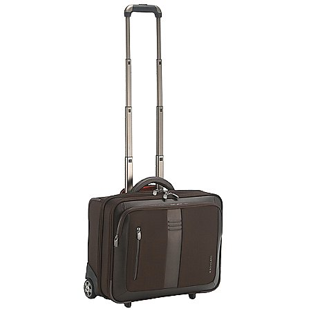 Roncato Heritage Business Trolley mit Laptopfach 45 cm