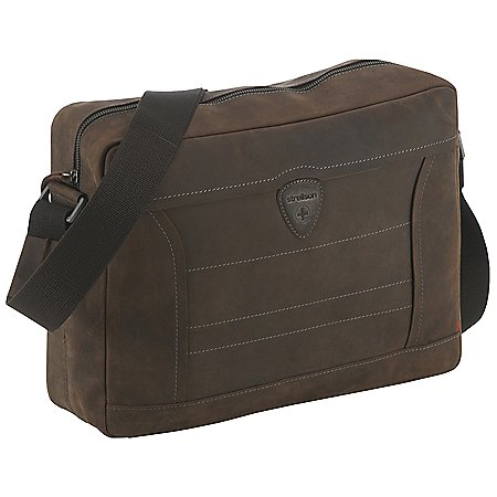 Strellson Hunter ShoulderBag LH Messengerbag mit Laptopfach 39 cm