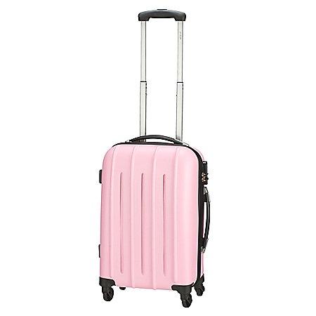 koffer-direkt.de Pure Colourlite 4-Rollen-Trolley 58 cm
