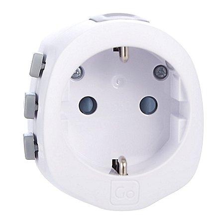 Design Go Reisezubeh�r Geerdeter Universaladapter