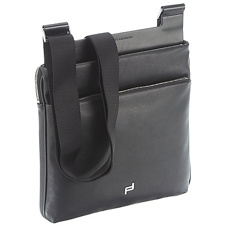 Porsche Design Shyrt-Leather ShoulderBag M2 Umhängetasche 27 cm