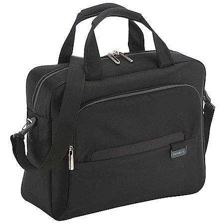 Samsonite Lumo Shoulder Bag Umhängetasche 40 cm