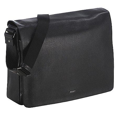 Joop Cross Grain Doros Flap Bag Messengerbag mit Laptopfach 38 cm