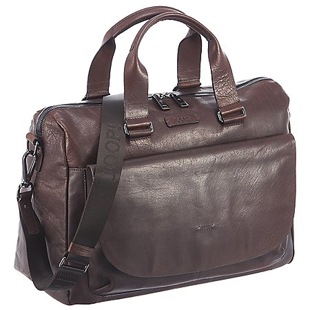 Joop Minowa Demian brief bag Aktentasche mit Laptopfach 43 cm