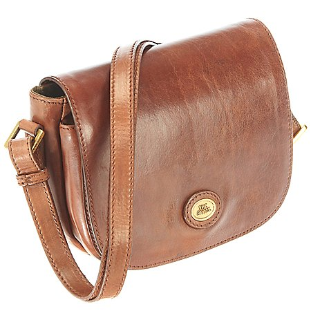 The Bridge Basic Shoulder Bag Schultertasche 22 cm