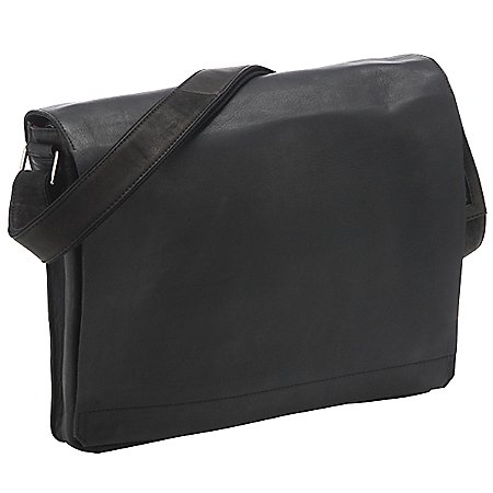 Harolds Campo Messengerbag aus Leder 38 cm