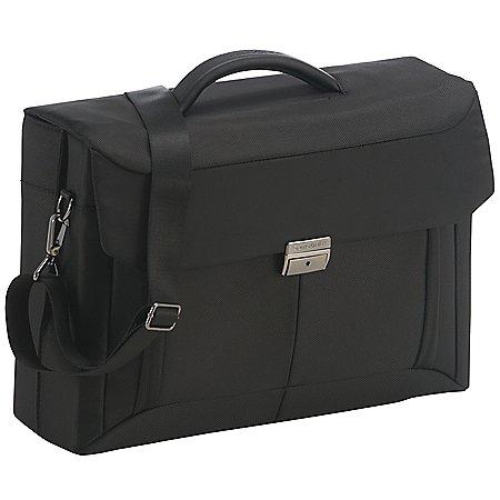 Samsonite Ergo-Biz Briefcase Aktenmappe mit 2 F�chern 44 cm