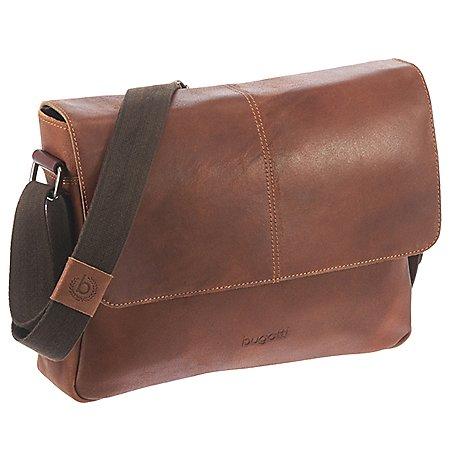 Bugatti Grinta Messenger Bag mit Laptopfach 35 cm