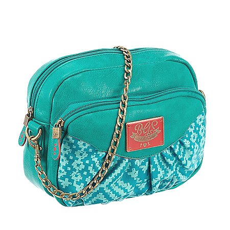 Blutsgeschwister Orient Express Jolly Journey Zip Bag Schultertasche 22 cm